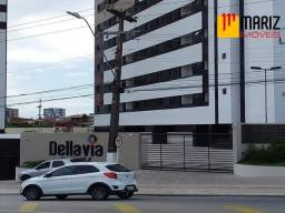 APARTAMENTO RESIDENCIAL em MACEIÓ - AL, EDIFÍCIO DELLAVIA PARK CLUB - BARRO DURO