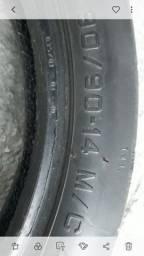 Pneu pirelli diablo 90/90 R14 PCX