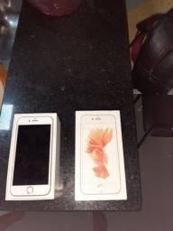Título do anúncio: Iphone 6s 32 giga tirar peça