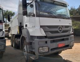Título do anúncio: Caminhões Mercedes Benz Axor 4144- 6x4
