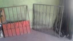 Portão pegueno
