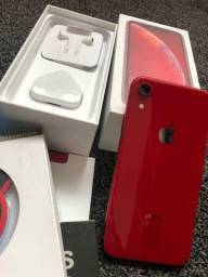 IPhone XR 64gb Red completo