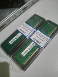 Memória ram AMD 8gb Nova