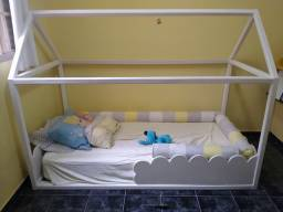 Vendo cama Montessoriana super nova