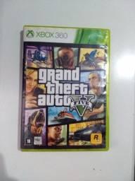 Título do anúncio: GTA V ORIGINAL PARA XBOX 360