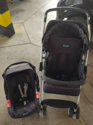 Bebê conforto + Carrinho de Bebê