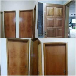 Instalaçao e restauraçao de portas e batentes