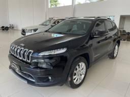Jeep Cherokee Limited 4x4 3.2 2015 Unica Dona 78.000KM