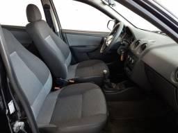 Chevrolet Celta 1.0 lt preto 8v flex