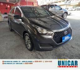 Hyundai Hb20S 1.6 Comfort Style 2019 Cinza Completo
