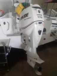 Motor de popa Evinrude etec 175 hp