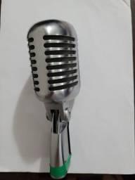 Título do anúncio: Microfone shure serie5505