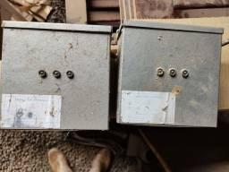 Banco de capacitor trifásico 5 kvar