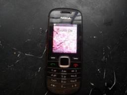 Título do anúncio: celular Nokia (relíquia)