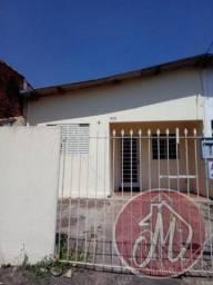 Título do anúncio: Casa para Locação em Marília, JARDIM AMERICA, 2 dormitórios, 1 banheiro, 1 vaga