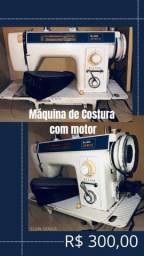 Máquina de Costura Elétrica