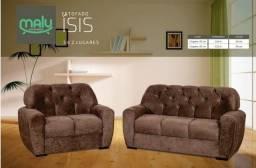 Título do anúncio: Conjunto Sofá com 2x3 Lugares - Nota Fiscal e Entrega Imediata