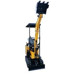 Título do anúncio: Mini Escavadeira Brutatec BR 10C- Cabine Aberta com Cobertura * Preço Promocional *