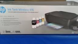 Título do anúncio: HP Ink Tank Wireless 416 ( impressora