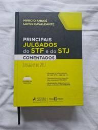 Márcio Cavalcante: Principais Julgados do STF e STJ Comentados (2018)