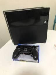 PS4 500GB Usado