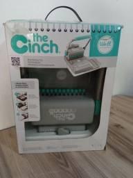 Perfuradora de papel com furo redondo The Cinch