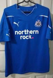 Camisa Newcastle original Puma tam. M