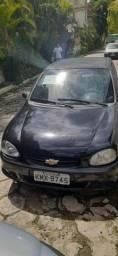 Corsa 2001 -  4 portas - Gnv