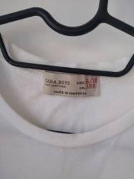 Duas camisetas da Zara