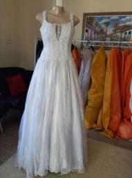 Vestido de NOIVA tamanho 48