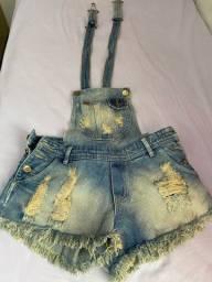 Macaquinho jeans DEGRANT