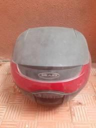 Baú bauleto Shad 1 capacete 33 litros