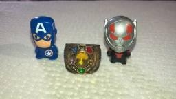 Mini bonecos colecionáveis