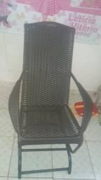 Vendo cadeira balanço nova 300