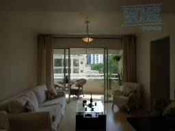 Apartamento residencial para locação,totalmente semi-mobiliado, localização privilegiada d