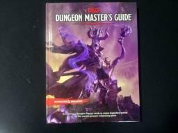 Título do anúncio: Livro guia do Mestre D&D 5E Versão Americana