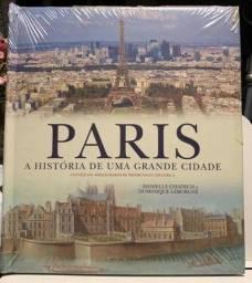 Paris - A história de uma grande cidade (capa dura)