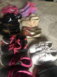 Lote calçados 31