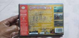 Jogo Nintendo 64 Carmageddon