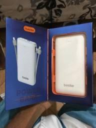Carregador portatil power bank 20000 mah