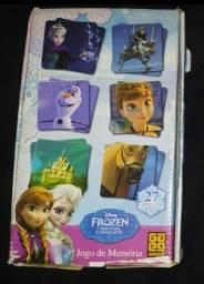 Vendo Jogo da memória Frozen
