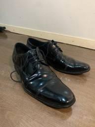 Título do anúncio: Sapato social verniz 43