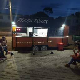 Food Truck completo pronto para trabalhar