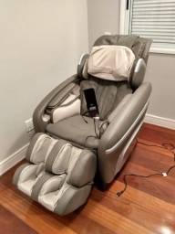 Título do anúncio: Cadeira Poltrona de Massagem Sense Plenitude Import Bivolt