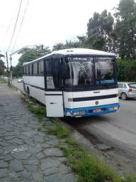 Ônibus rodoviário ano 86 50 lugares com WC - 1986