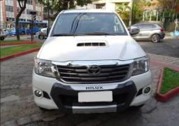 Toyota Hilux 3.0 Srv Limited Edition Cab. Dupla 4x4 Aut. 4p - 2015