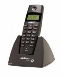 Telefone Sem Fio Intelbras TS 40 ID Semi Novo