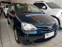 TOYOTA ETIOS 2016/2017 1.5 X SEDAN 16V FLEX 4P MANUAL - 2017