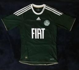 Vendo uma camisa oficial original do Palmeiras 2010 2011 tam P 5f6c2237c4576