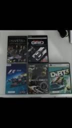 5 Jogos Original de PC todos por R$70,00